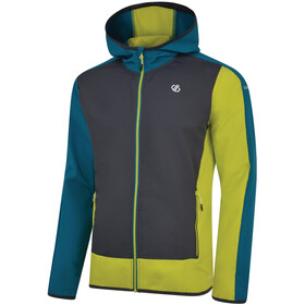 Dare 2b Appertain II Chaqueta Softshell Hombre, ocean depths/ebony grey